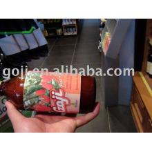 Suco de Goji --- suco de fruta natural 100% puro