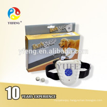 Ultrasonic Bark Controller Pet Products Dog Collars E-15