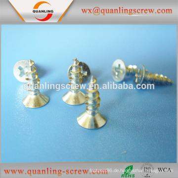 China Großhandel Ware Kreuz Csk Kopf Spanplatten Schraube