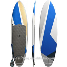 HOT cheap solid paint wide style yoga paddle board ultra sport sup