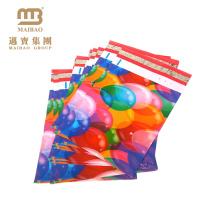 Nice Design Custom Made Perfeito Impressão Expressa Natal Self-Sealing Gift Bag