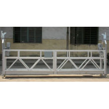 Zlp630 Window Cleaning Aluminum Suspended Access Cradle Platform Customized