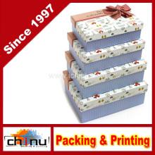 Caja decorativa anidada (12D3)