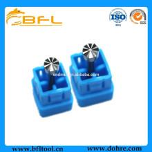 BFL CNC Schneidwerkzeug Vollhartmetall 45 Grad Fasen-Schaftfräser-Werkzeuge