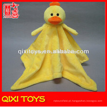 yangzhou animais cobertores pato cabeça pelúcia bebê cobertores