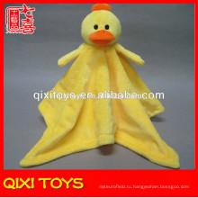 янчжоу животных одеяла голову утка плюшевые детские одеяла