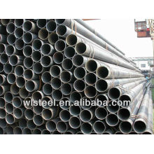 astm a106/a53 erw steel pipes used for oil industry
