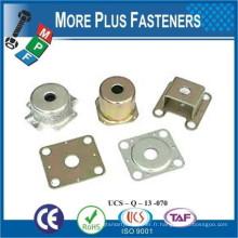 Fabriqué en Taiwan Stamping Parts