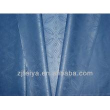 2014 Nouveau Polyester Bazin Riche Tissus Africains de Vêtement Damas Guinée Brocade Textiles
