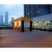 Durable and High Quality Solid WPC Decking Floo
