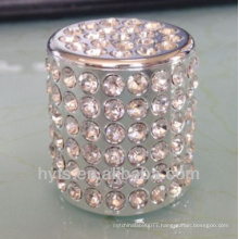 perfume cap with diamond