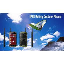 IP68 Rating Outdoor Phone