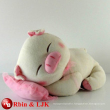 ICTI Audited Factory High Quality Custom Promotion plush cute pig toy