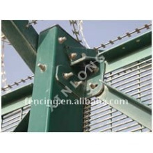 Fábrica de vallas de seguridad para cárceles / cárceles