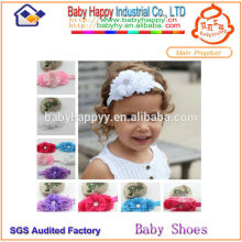 cotton fashion children wedding headbands