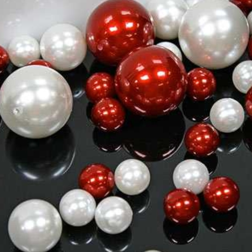 Cheap Faux Pearls Plastic Pearls in Bulk