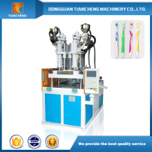 Automatic plastic injection molding machine two color