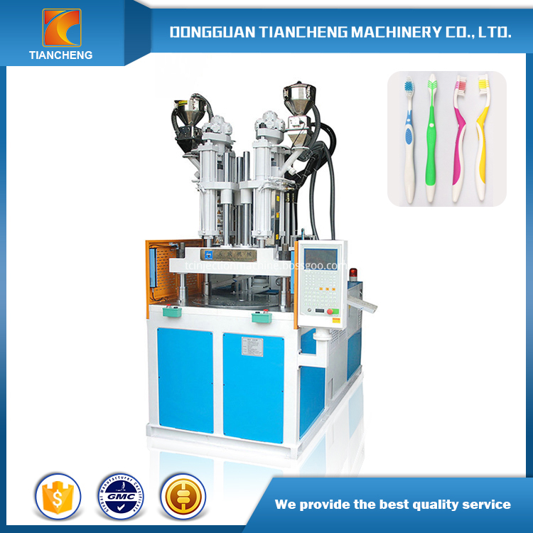 multi-color toothbrush making machine