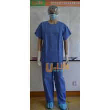 Одноразовый медицинский костюм для скраба врача