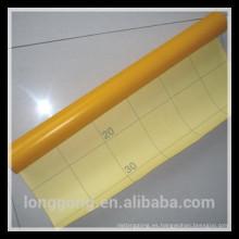 Película de chorro de arena PVC