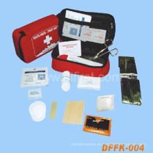 Kit de primeros auxilios de emergencia automático multifuctional de la venta caliente (DFFK004)