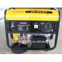 WH6500 5000 Watt portable generators w/ Electric Start (CE Certificate)