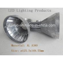 Boîtier de lampe Studio LED / Aluminium Alloy Die Casting