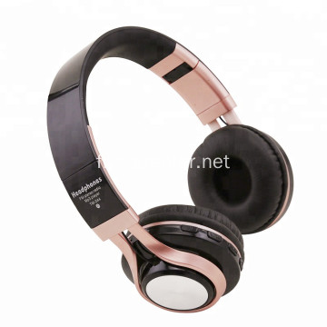 Casque Bluetooth sans fil portable