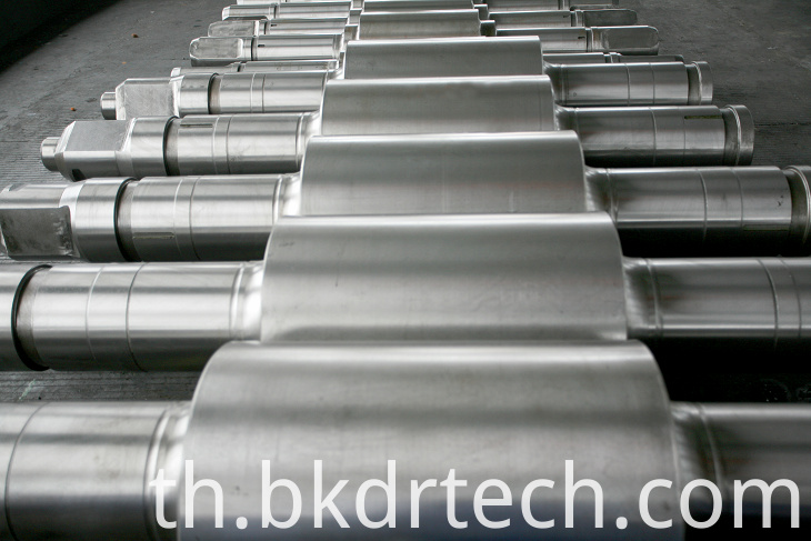 Alloy ICDP Rolls
