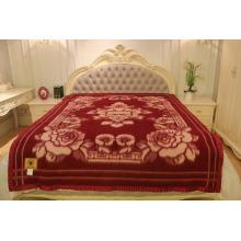 Тибет-Овечья Шерсть Одеяло/ Кашемировые Ткани/ Шерсти Яка Текстиль/Постельное Белье