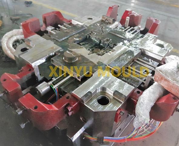 GM Engine oil pan die