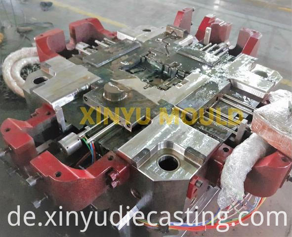 GM Engine oil pan die