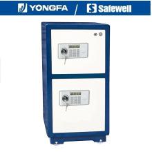 Yongfa 91cm altura panel Blc robo seguro para el Banco