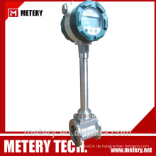Smart Digital Vortex Durchflussmesser Flüssigkeitsdurchflussmesser