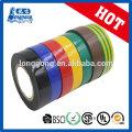 Hochwertiges schwarzes PVC-elektrisches Klebeband-Flammschutzmittel-Kleber-Vinyl-elektrischer Draht und Kabel-Isolierband