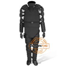 Tecido de alta resistência impacto resistente anti-motim Suit e lidar com techincs avançado.