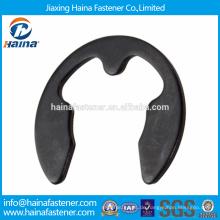 Chinesischer Lieferant Bester Preis DIN 6799 Kohlenstoffstahl / Edelstahl Sicherungsscheiben / Sicherungsscheiben für Wellen
