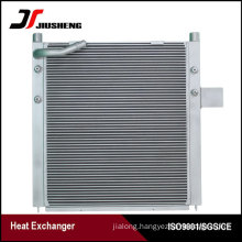 Bar And Plate Excavator Oil Cooler For Sumitomo SH200A1