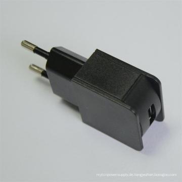 USB Adapter 5V500mA 5V1000mA 5V1200mA mit Ce GS CB Zustimmung