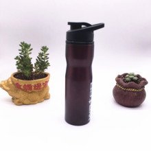 750ml Stainless Steel Vacuum Coffee Bottle with Carabiner