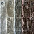 2016 Neuer 100% Polyester Schrumpf Jacquard Fenster Vorhang