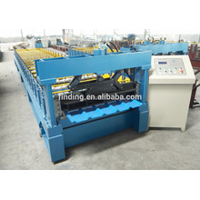 metal roofing roll forming machine/galvanized steel roofing making machine