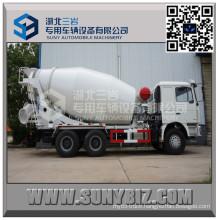 Shacman Delong F3000 13 Cbm Cement Mixer Truck