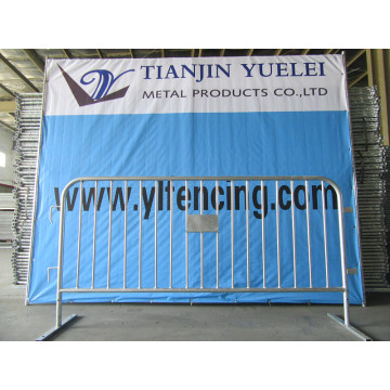 Temporary Chain Link Fence/Galvanized Portable Temporary Fence/Galvanized Temporary Fence