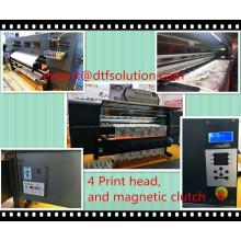 Encre de sublimation d'imprimante de textile avec la tête 4 d'Epson