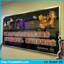 Acrylic Aluminum Snap Poster Frame Light Box