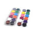 Waterbasis Face and Body Paint Kit voor Halloween