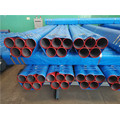 ASTM A53 Sch40 Red Tubos de Aço Pintados