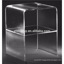 High Clear Acrylic Household Display Stand for Home Supplies