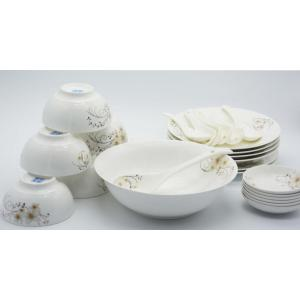 High quality ceramic dining ware